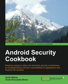 Android Security Cookbook-cover