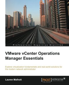 VMware vCenter Operations Manager Essentials (Paperback)-cover