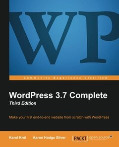 WordPress 3.7 Complete,  3/e(Paperback)-cover