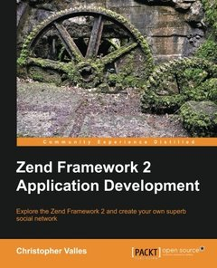 Zend Framework 2 Application Development (Paperback)-cover