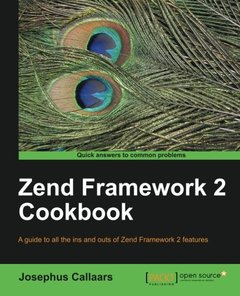 Zend Framework 2 Cookbook (Paperback)-cover