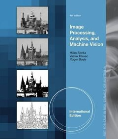 Image Processing, Analysis, and Machine Vision, 4/e (IE-Paperback)-cover