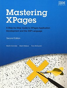 Mastering XPages: A Step-by-Step Guide to XPages Application Development and the XSP Language, 2/e (Hardcover)-cover