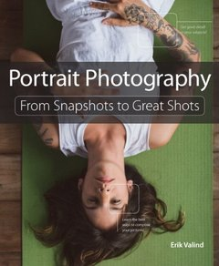 Portrait Photography: From Snapshots to Great Shots (Paperback)-cover