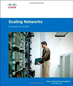 Scaling Networks Companion Guide (Hardcover)-cover