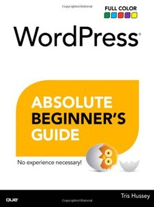 WordPress Absolute Beginner's Guide (Paperback)-cover