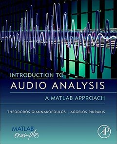Introduction to Audio Analysis: A MATLAB Approach (Hardcover)-cover