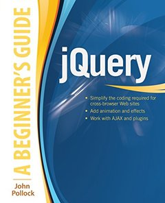 jQuery: A Beginner's Guide (Paperback)-cover