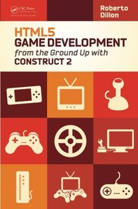 HTML5 Game Development from the Ground Up with Construct 2 (Paperback)-cover