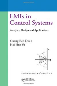 LMIs in Control Systems: Analysis, Design and Applications (Hardcover)-cover