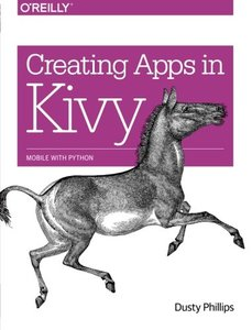 Creating Apps in Kivy (Paperback)-cover
