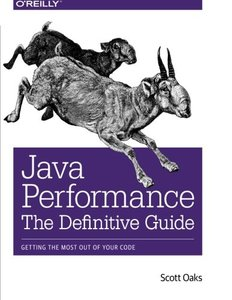Java Performance: The Definitive Guide (Paperback)-cover