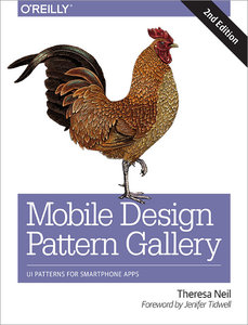 Mobile Design Pattern Gallery: UI Patterns for Smartphone Apps, 2/e (Paperback)-cover