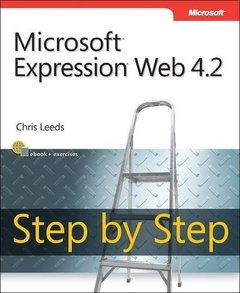 Microsoft Expression Web 4.2 Step by Step (Step By Step (Microsoft))-cover