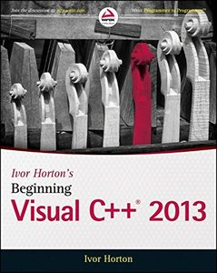 Ivor Horton's Beginning Visual C++ 2013 (Paperback)-cover