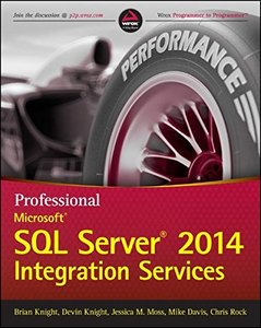 Professional Microsoft SQL Server 2014 Integration Services (Paperback)-cover