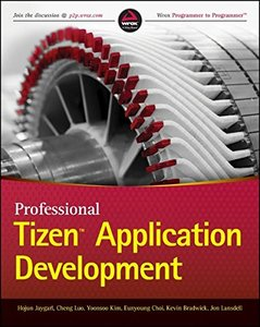 Professional Tizen Application Development (Paperback)-cover