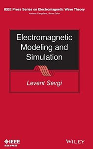 Electromagnetic Modeling and Simulation (Hardcover)-cover