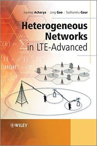 Heterogeneous Networks in LTE-Advanced (Hardcover)-cover
