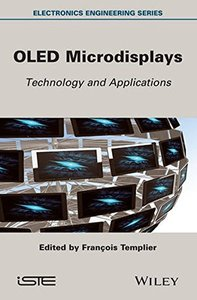 OLED Microdisplays: Technology and Applications (Hardcover)-cover
