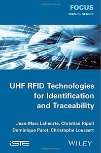 UHF RFID Technologies for Identification and Traceability (Hardcover)-cover