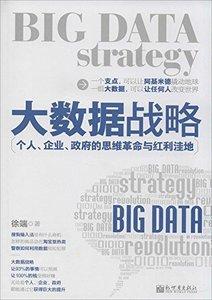 大數據戰略-個人企業政府的思維革命與紅利窪地
