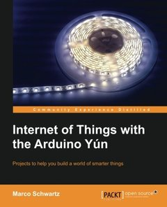 Internet of Things with the Arduino Yun (Paperback)-cover