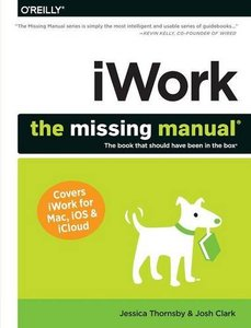 iWork: The Missing Manual (Paperback)-cover