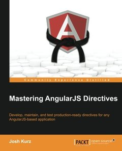 Mastering AngularJS Directives-cover