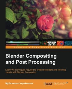 Blender Compositing and Post Processing-cover