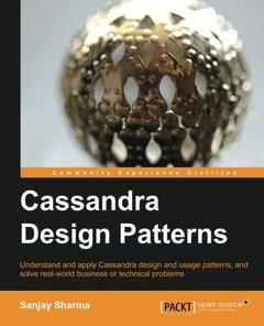 Cassandra Design Patterns (Paperback)-cover