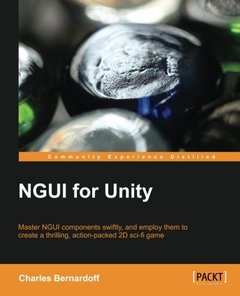 NGUI for Unity (Paperback)-cover