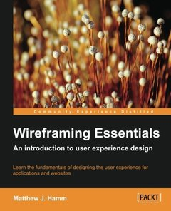 Wireframing Essentials (Paperback)-cover