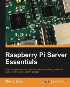 Raspberry Pi Server Essentials-cover