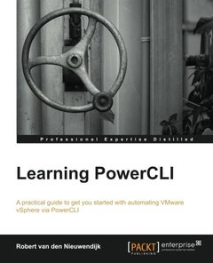 Learning PowerCLI (Paperback)-cover