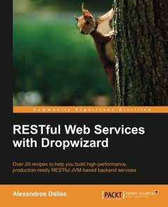RESTful Web Services with Dropwizard-cover
