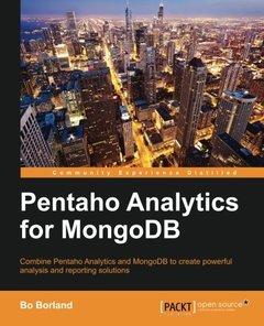 Pentaho Analytics for MongoDB (Paperback)