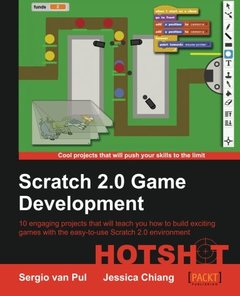 Scratch 2.0 Game Development HOTSHOT (Paperback)-cover