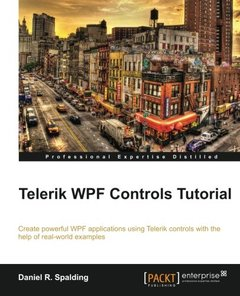 Telerik WPF Controls Tutorial-cover