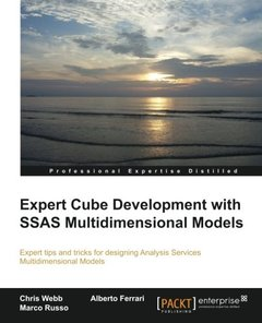Expert Cube Development with SSAS Multidimensional Models-cover