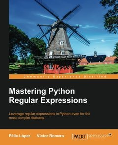 Mastering Python Regular Expressions-cover