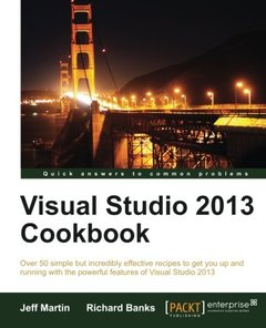 Visual Studio 2013 Cookbook-cover