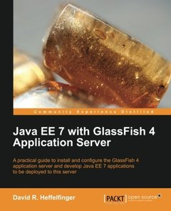 Java EE 7 with GlassFish 4 Application Server (Paperback)-cover
