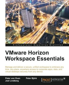 VMware Horizon Workspace Essentials-cover