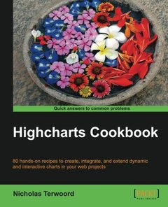 Highcharts Cookbook (Paperback)-cover