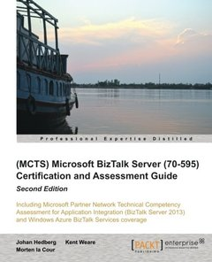 Microsoft BizTalk Server (70-595) Certification and Assessment Guide,  2/e(Paperback)-cover