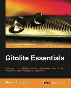 Gitolite Essentials (Paperback)-cover