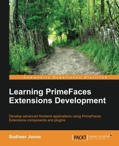 Learning PrimeFaces Extensions Development-cover