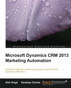 Microsoft Dynamics CRM 2013 Marketing Automation-cover