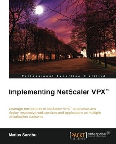 Implementing Netscaler VPX-cover